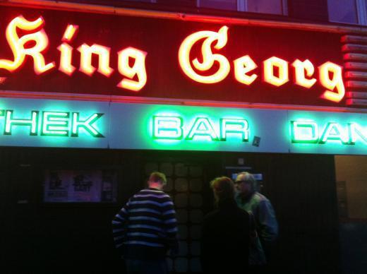 king georg